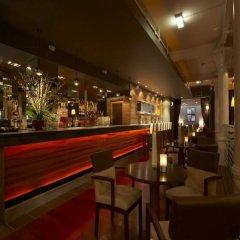 Отель Abode Manchester Манчестер гостиничный бар
