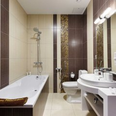 Гостиница Лесная Рапсодия ванная