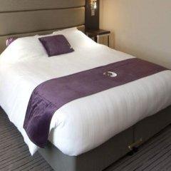 Отель Premier Inn London Lewisham комната для гостей