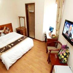 The World Inn Hotel And Travel Ханой комната для гостей фото 2