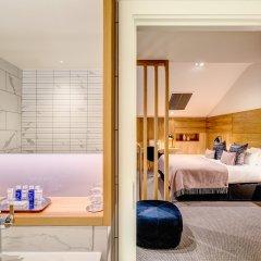 Отель Apex Waterloo Place Эдинбург в номере