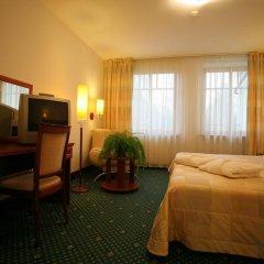 Отель Violeta Литва, Друскининкай - отзывы, цены и фото номеров - забронировать отель Violeta онлайн комната для гостей фото 2