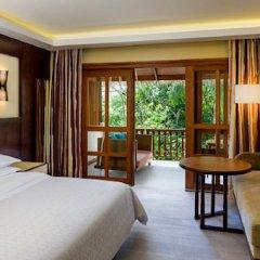 Отель Sheraton Maldives Full Moon Resort & Spa фото 9