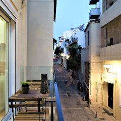 Апартаменты Heraklion Urban Apartments - Adults Only балкон