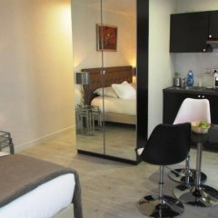 Отель Residence Champs de Mars 3* Апартаменты с различными типами кроватей фото 2