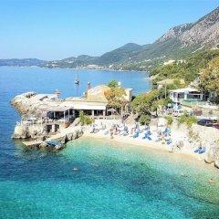 Отель Corfu Residence пляж
