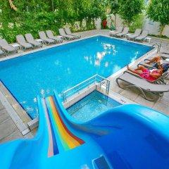 Kleopatra Celine Hotel бассейн