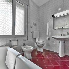 Отель Terme Grand Torino Италия, Абано-Терме - отзывы, цены и фото номеров - забронировать отель Terme Grand Torino онлайн ванная