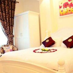 Отель Sen Vang Dalat Hotel Вьетнам, Далат - отзывы, цены и фото номеров - забронировать отель Sen Vang Dalat Hotel онлайн комната для гостей фото 3