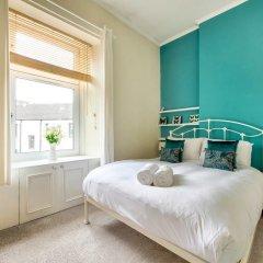 Отель Light 2-bed West End Apt Overlooking Kelvingrove Museum Глазго комната для гостей фото 4