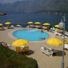 Отель Splendido Черногория, Доброта - отзывы, цены и фото номеров - забронировать отель Splendido онлайн пляж