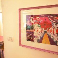Апартаменты Colorful and Lively Vatican Apartment интерьер отеля фото 3
