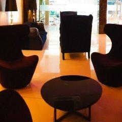 Отель Icheck Inn Nana Бангкок гостиничный бар