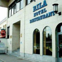 Отель Rila Budapest Венгрия, Будапешт - 3 отзыва об отеле, цены и фото номеров - забронировать отель Rila Budapest онлайн вид на фасад фото 2