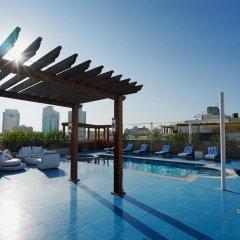 Отель Sun and Sands Downtown Hotel ОАЭ, Дубай - отзывы, цены и фото номеров - забронировать отель Sun and Sands Downtown Hotel онлайн бассейн фото 3