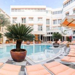 Отель The Plymouth South Beach бассейн фото 2
