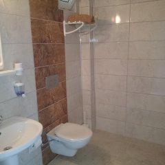 Hotel Grün Сиде ванная