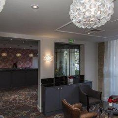 Отель Hôtel Madeleine Plaza гостиничный бар