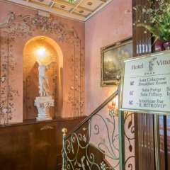 Отель Vittoria Италия, Милан - 2 отзыва об отеле, цены и фото номеров - забронировать отель Vittoria онлайн интерьер отеля