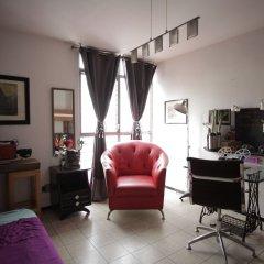 Отель Estación 13 Мексика, Гвадалахара - отзывы, цены и фото номеров - забронировать отель Estación 13 онлайн комната для гостей фото 4