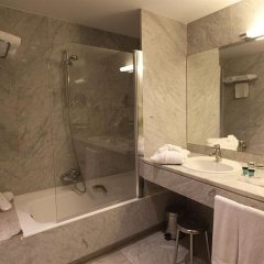 Отель Conqueridor Испания, Валенсия - 1 отзыв об отеле, цены и фото номеров - забронировать отель Conqueridor онлайн ванная фото 2