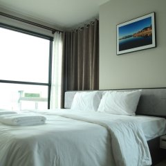 Отель Pattaya Central Sea View Pool Suite Паттайя комната для гостей фото 2