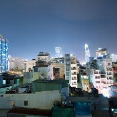 Acacia Saigon Hotel балкон