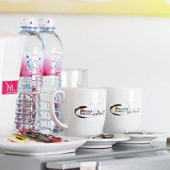 Апартаменты Mosaik Luxury Apartments питание