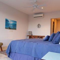 Отель Cascadas de Pedregal 311 2 BR by Casago Педрегал комната для гостей