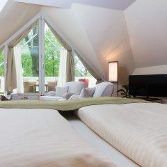 Hotel Rothof Bogenhausen комната для гостей фото 3
