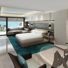 JW Marriott Hotel Sanya Dadonghai Bay комната для гостей фото 4