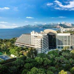 Rixos Downtown Antalya Турция, Анталья - 7 отзывов об отеле, цены и фото номеров - забронировать отель Rixos Downtown Antalya онлайн пляж фото 2