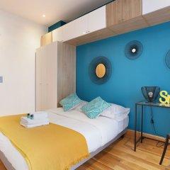 Отель Résidence Boulogne комната для гостей фото 5