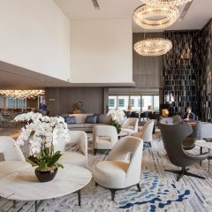 Отель Oakwood Premier OUE Singapore интерьер отеля фото 2