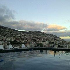 Отель Monte Carlo Португалия, Фуншал - отзывы, цены и фото номеров - забронировать отель Monte Carlo онлайн бассейн фото 3