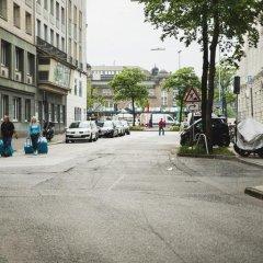 Отель City Hotel Германия, Гамбург - отзывы, цены и фото номеров - забронировать отель City Hotel онлайн парковка