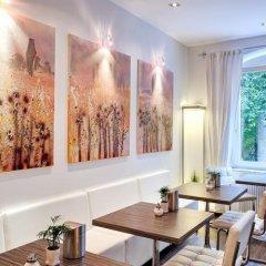 Отель ArtHotel City Германия, Нюрнберг - отзывы, цены и фото номеров - забронировать отель ArtHotel City онлайн гостиничный бар