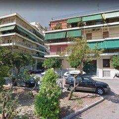 Отель Trendy Urban Home in Athens - 5' to Metro Station парковка