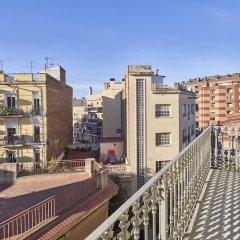 Отель Barcelona Sants Station Apartments Испания, Барселона - отзывы, цены и фото номеров - забронировать отель Barcelona Sants Station Apartments онлайн балкон