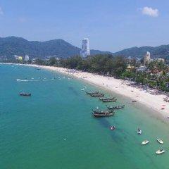 Inn Patong Hotel Phuket пляж фото 2