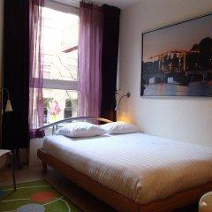 Отель Bicycle Hotel Amsterdam Нидерланды, Амстердам - отзывы, цены и фото номеров - забронировать отель Bicycle Hotel Amsterdam онлайн комната для гостей фото 2