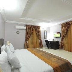 Отель Princeville Hotels Калабар удобства в номере