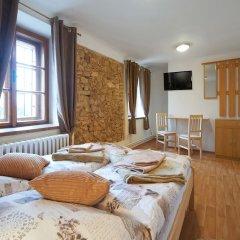 Отель Usedlost Kotlářka Чехия, Прага - отзывы, цены и фото номеров - забронировать отель Usedlost Kotlářka онлайн комната для гостей фото 5