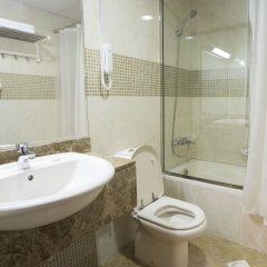Travellers Hotel Apartment ванная