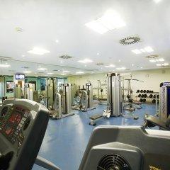 Grande Real Santa Eulalia Resort And Hotel Spa Албуфейра фитнесс-зал