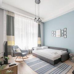 Апартаменты Oasis Apartments - Market Hall I Будапешт комната для гостей фото 3