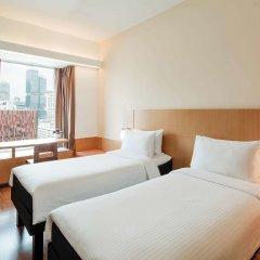 Отель Ibis Singapore On Bencoolen Сингапур комната для гостей фото 3