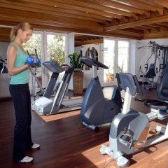 Отель Golserhof Тироло фитнесс-зал фото 4