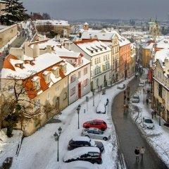 Отель Golden Star Чехия, Прага - 14 отзывов об отеле, цены и фото номеров - забронировать отель Golden Star онлайн фото 5
