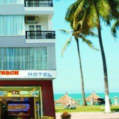 Отель Ngoc Thach Нячанг городской автобус